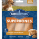 Barkworthies Barkworthies SuperBone Mini Peanut Butter Treats Product Image