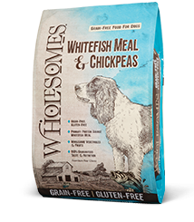 Sportmix Sportmix Wholesomes Grain Free Whitefish Meal & Chickpeas 35lbs Product Image
