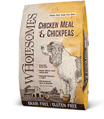 Sportmix Sportmix Wholesomes Grain Free Chicken Meal & Chickpeas 35# Product Image