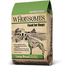 Sportmix Sportmix Wholesomes Large Breed Chicken  Meal and Rice 40lbs Product Image