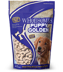 Sportmix Sportmix Wholesomes Grain Free Puppy Golden Biscuit 20# Product Image
