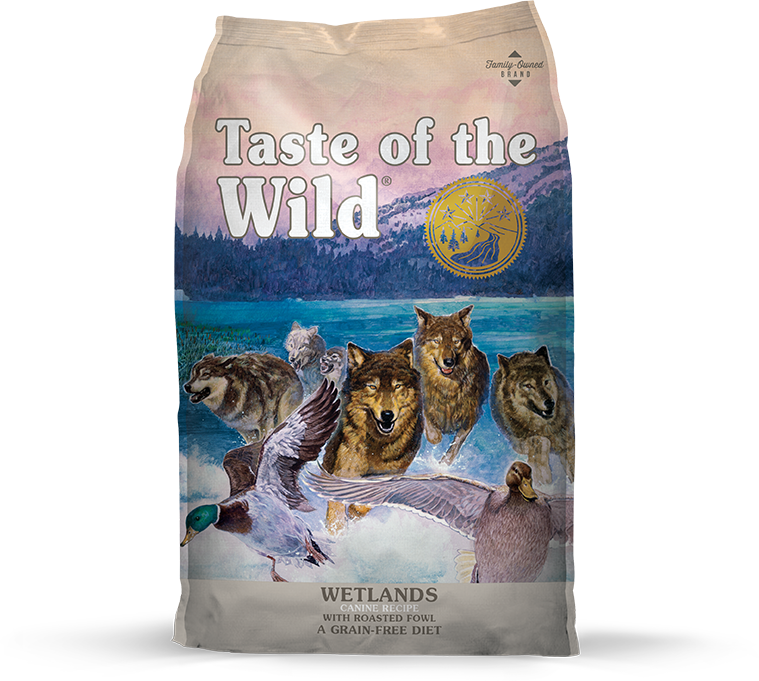 DIAMOND PET FOODS Taste of the Wild Wetlands 14lbs Product Image