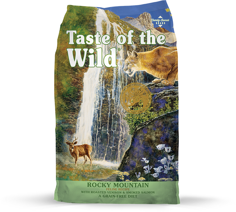 DIAMOND PET FOODS Taste of the Wild Rocky Mountain Feline 5lbs Product Image