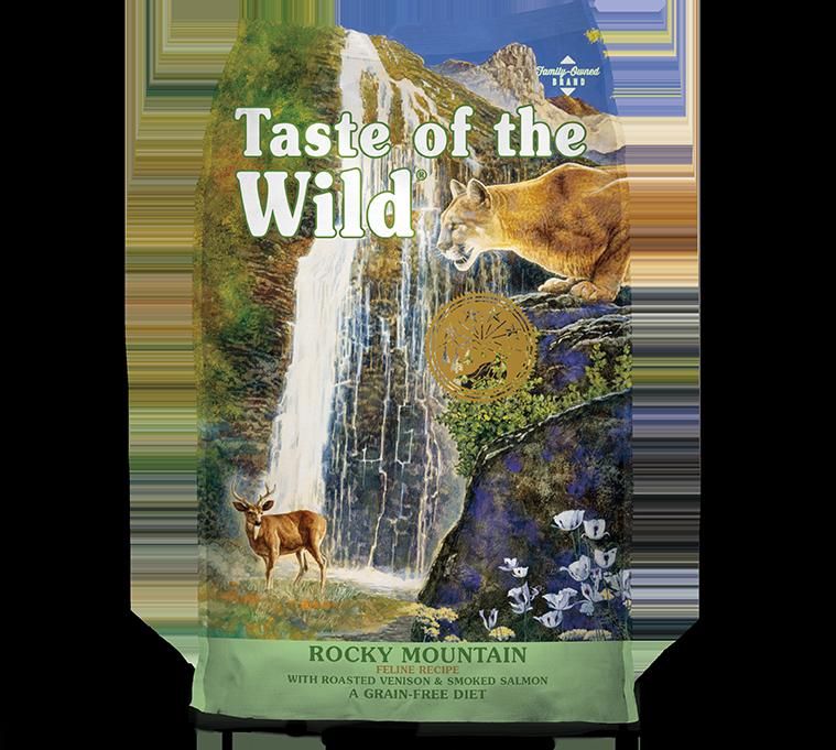 Diamond Taste of the Wild Rocky Mountain Feline 5lbs Product Image