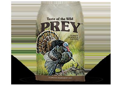 DIAMOND PET FOODS Taste of the Wild Prey Turkey Dog 25lbs Product Image