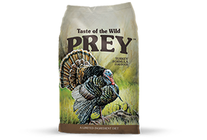 Diamond Taste of the Wild Prey Turkey Dog 25lbs Product Image