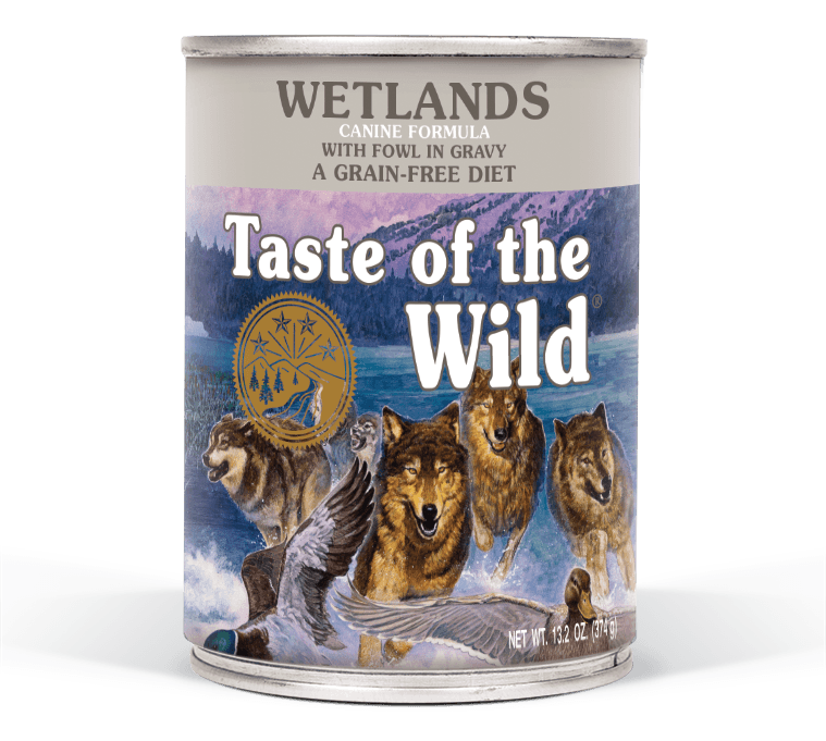 Diamond Taste of the Wild Wetlands Dog Can 13.2oz Product Image