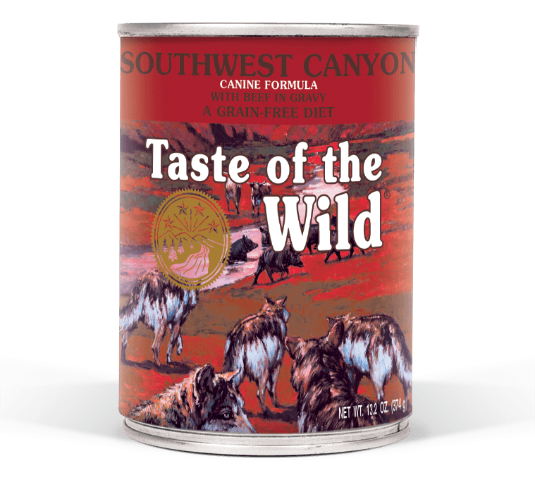 Diamond Taste of the Wild  Southwest Canyon Dog Can 13.2oz Product Image