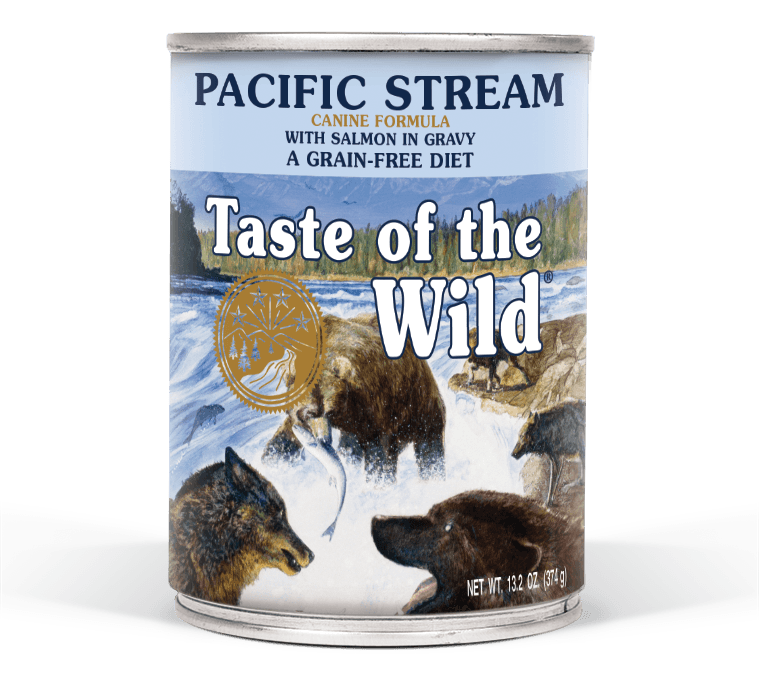 DIAMOND PET FOODS Taste of the Wild Pacific Stream Dog Can 13.2oz Product Image
