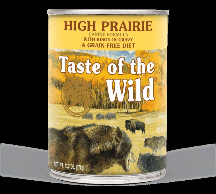 DIAMOND PET FOODS Taste of the Wild High Prairie Dog Can 13.2oz Product Image