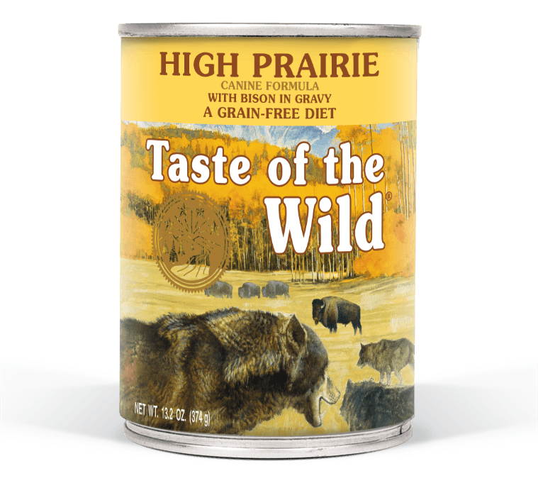 Diamond Taste of the Wild High Prairie Dog Can 13.2oz Product Image