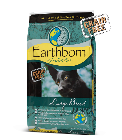 Earthborn Holistic Earthborn Holistic Grain Free Large Breed 14 lb Product Image