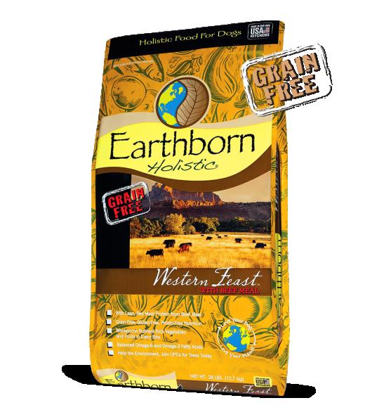 Earthborn Holistic Earthborn Holistic Grain Free Western Feast 14lbs Product Image