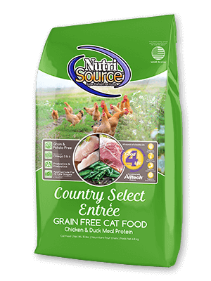 Nutrisource NutriSource Grain Free Country Select Cat Food 6.6lbs Product Image