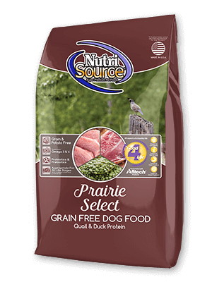 Nutrisource NutriSource Grain Free Prairie Select Dog Dry 5lbs Product Image