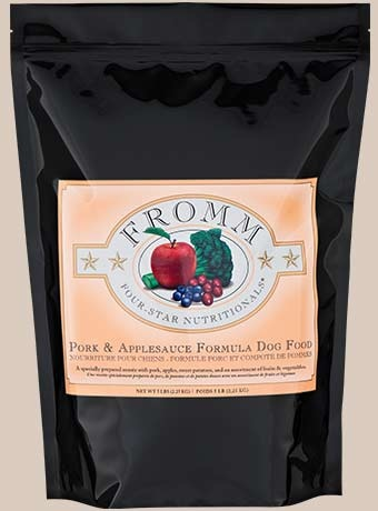Fromm Fromm 4 Star Pork & Applesauce Dog Food 15lbs Product Image