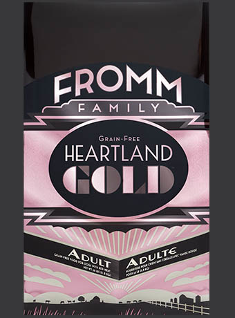 Fromm Fromm Heartland Gold Grain Free Adult Dog Food 4lb Product Image