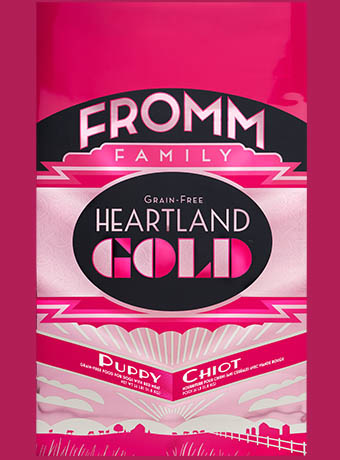 Fromm Fromm Heartland Gold Grain Free Puppy Food 4lbs Product Image