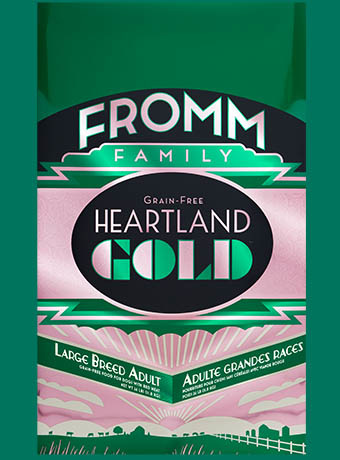 Fromm Fromm Heartland Gold Grain Free Large Breed Adult Dog Food 12lbs Product Image