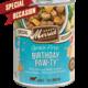 Merrick Pet Foods Merrick Grain Free Birthday Paw-ty Dog Can 12.7oz Product Image