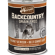 Merrick Pet Foods Merrick Backcountry Chunky Venison & Beef Dinner Dog Can 12.7oz Product Image