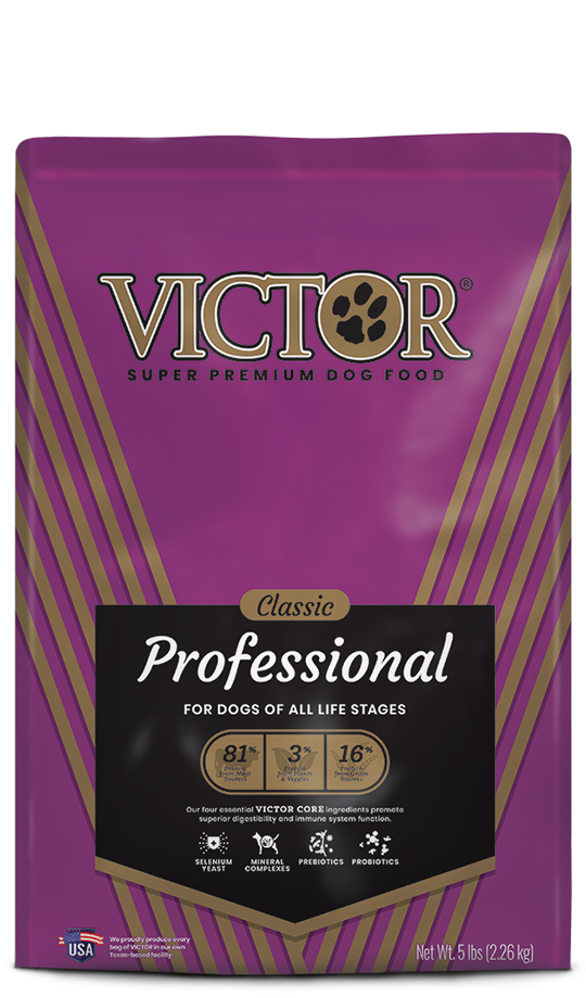 Victor Victor Professional Dog Food 40lbs Product Image
