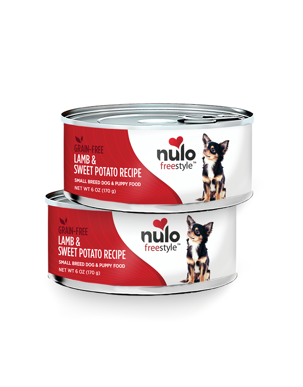 Nulo Nulo Freestyle Small Breed Lamb and Sweet Potato Recipe Dog Can  6oz Product Image