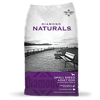 DIAMOND PET FOODS Diamond Naturals Small Breed Dog Chicken and Rice Dog Dry 6lbs Product Image