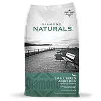 Diamond Diamond Naturals Small Breed Lamb and Rice Dog Food 18lbs Product Image
