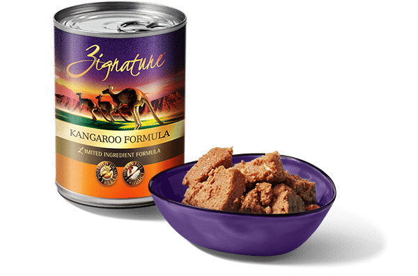 Zignature Zignature Kangaroo Limited Ingredient Formula Dog Can 13oz Product Image