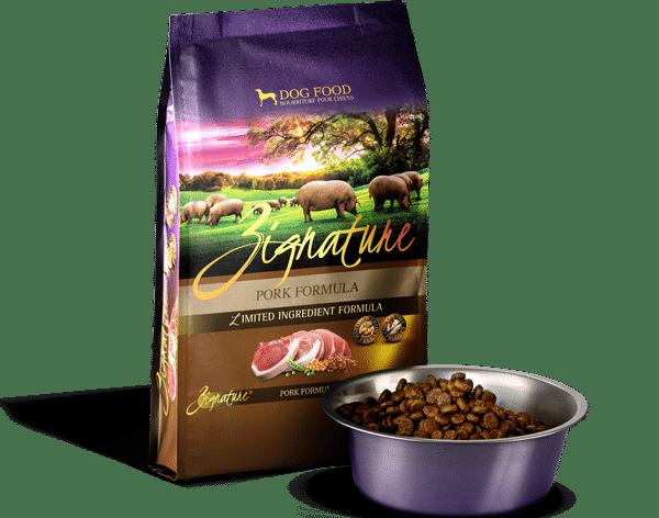Zignature Zignature Pork Limited Ingredient Formula Dog Food 27lbs Product Image