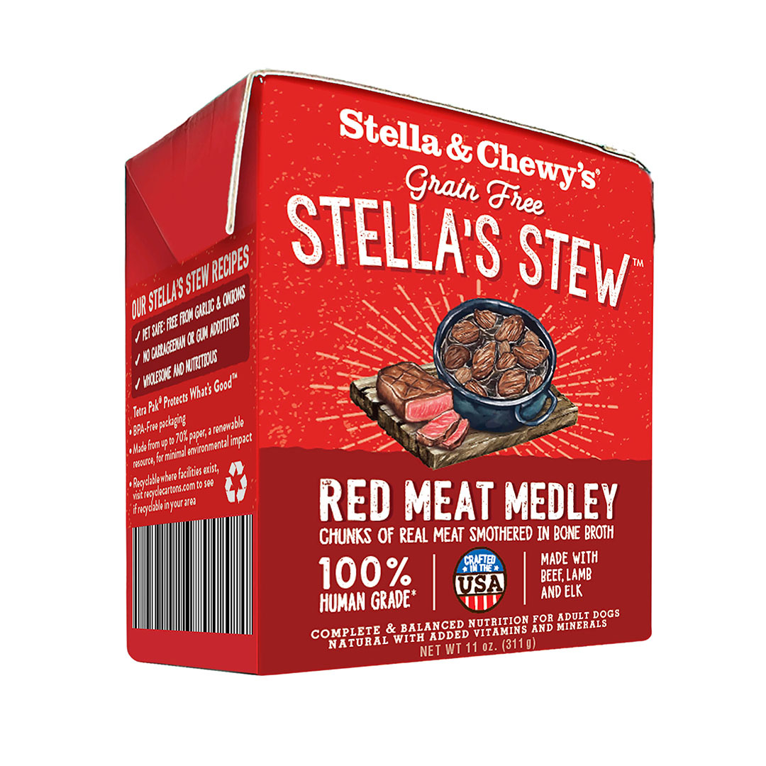 Stella & Chewy's Stella & Chewy's Dog Stews Red Meat Medley 11 oz Product Image