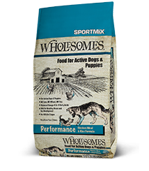 Sportmix Sportmix Wholesomes Performance Chicken Meal & Rice 30lbs Product Image