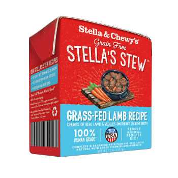 Stella & Chewy's Stella & Chewy's Dog Stews Lamb Grass-Fed 11oz Product Image