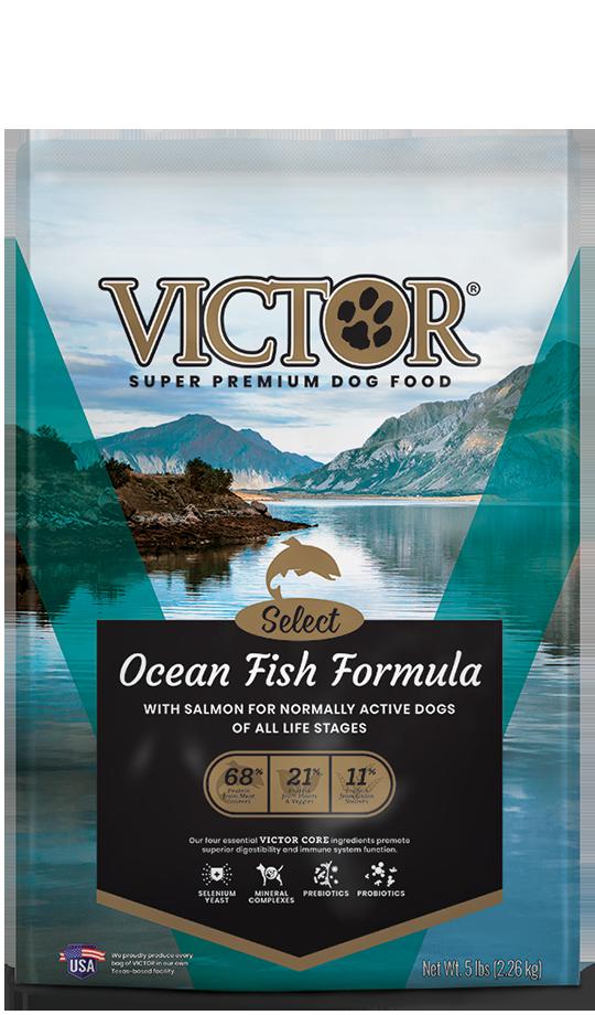 Victor Victor Ocean Fish Formula Dog Food 40lb Product Image