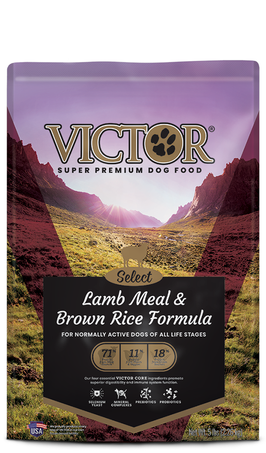 Victor Victor Lamb Meal & Brown Rice Dog Food 40lb Product Image
