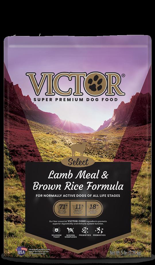 Victor Victor Lamb Meal & Brown Rice Dog Food 40lbs Product Image