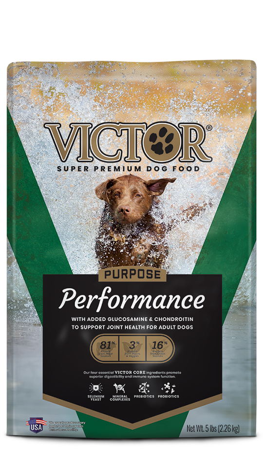 Victor Victor Performance Dog Food 40lbs Product Image
