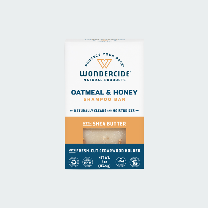 Wondercide Wondercide Oatmeal and Honey Shampoo Bar 4.3 oz Product Image