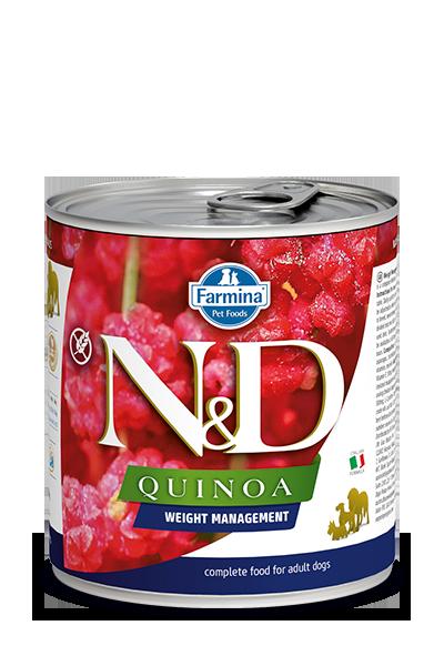 Farmina Farmina N&D Quinoa Weight Management Dog Can 10.05oz Product Image