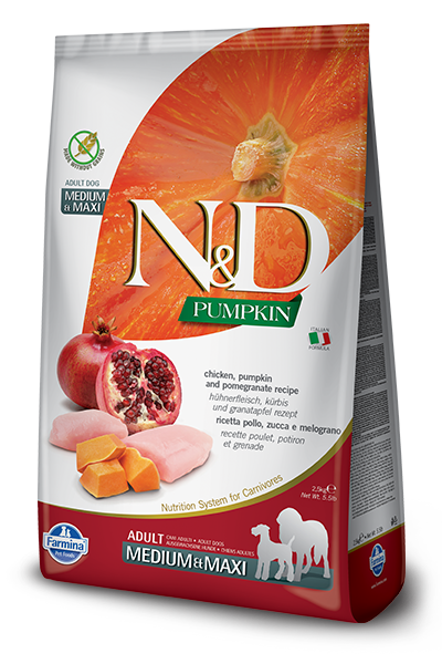 Farmina Farmina N&D Pumpkin Chicken and Pomegranate 26.4lbs Product Image