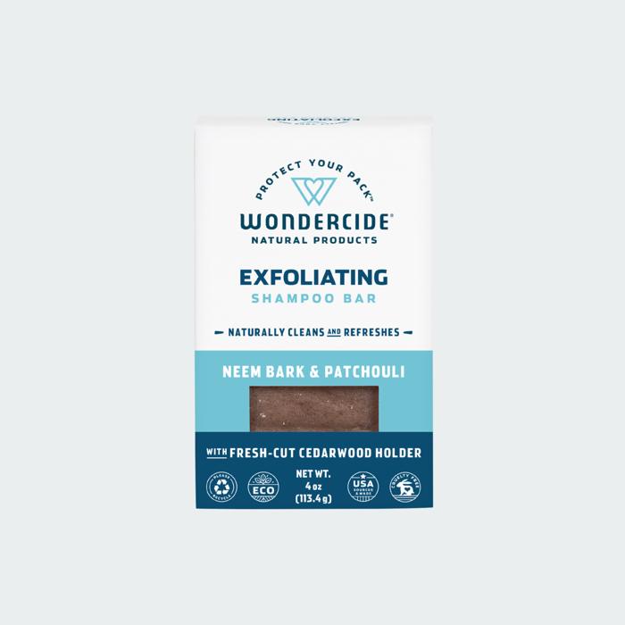 Wondercide Wondercide Exfoliating Shampoo Bar 4.3 oz Product Image