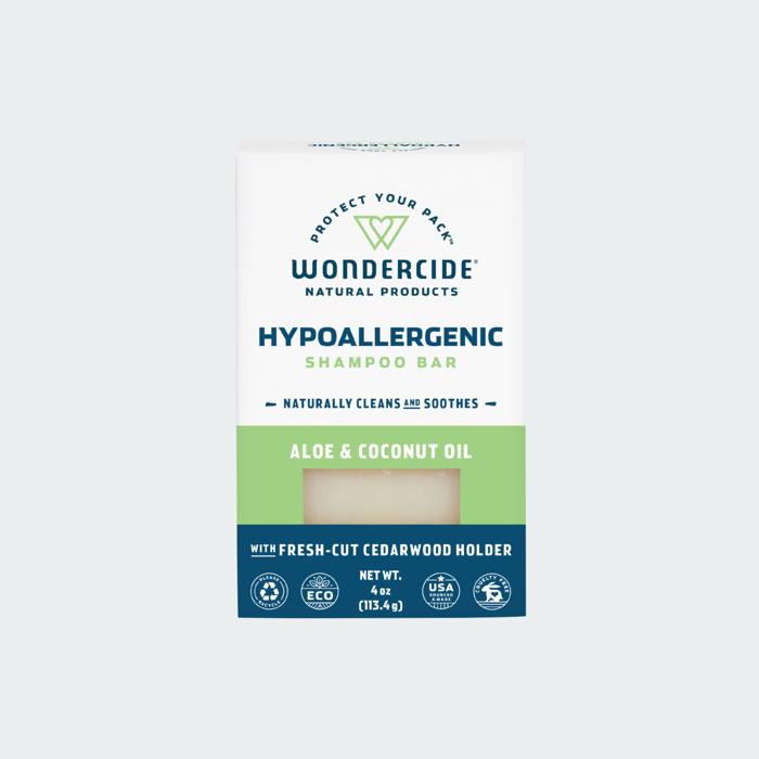 Wondercide Wondercide Hypoallergenic Shampoo Bar 4.3 oz Product Image