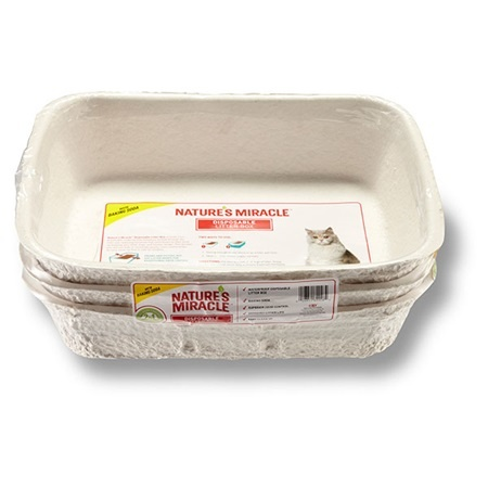 Nature's Miracle Nature's Miracle Disposable Litter Pan Jumbo 2pk Product Image