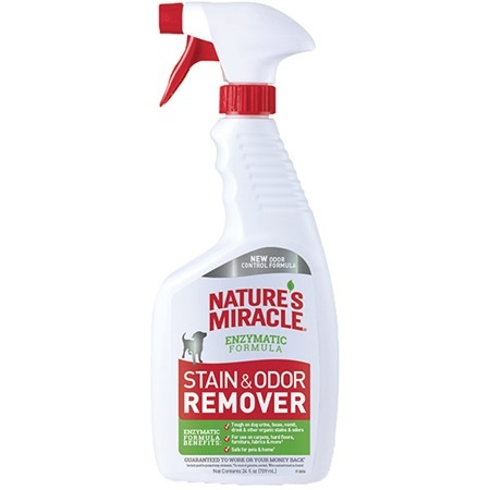 Eight In One Nature's Miracle Stain and Odor Remover 32oz Product Image