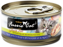 Fussie Cat Fussie Premium Tuna and Threadfin Bream Cat Can 2.82oz Product Image