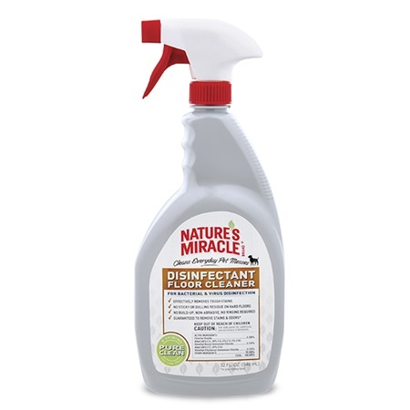 Nature's Miracle Nature's Miracle Disinfectant Floor Cleaner 32 oz Product Image
