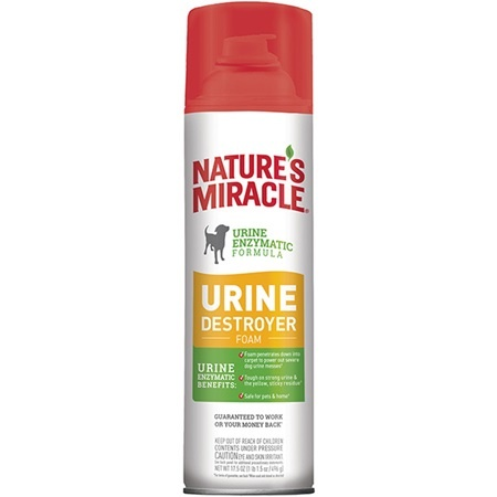 Nature's Miracle Nature's Miracle Urine Destroyer Foam 17.5 oz Product Image