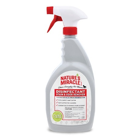 Nature's Miracle Nature's Miracle Disinfectant Stain & Odor Remover 32 oz Product Image