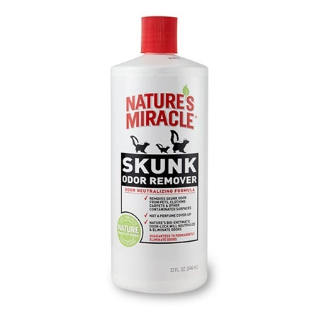 Nature's Miracle Nature's Miracle Skunk Odor Remover 32 oz Product Image